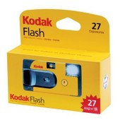 Kodak Flash - Appareil photo jetable 27 poses