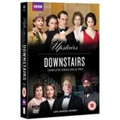 Upstairs Downstairs Complete Series 1 & 2 de Euro Lynn