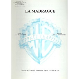 La Madrague Chant,  Piano / Vocal,  Piano / Voce,  Pianoforte / Canto,  Piano