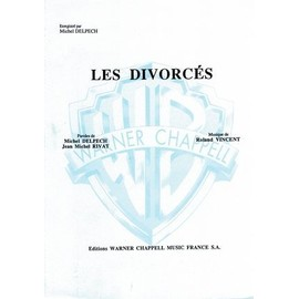 Delpech Les Divorcés