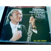 Concertos Pour Hautbois - Georg Ph. Telemann