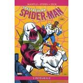 Spider-Man ( Spectacular Spider-Man ) : L'int�grale 1980 de mantlo - stern - zeck