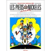 Les Pieds Nickel�s De Ren� Pellos : Collection Int�grale ( Tome 21 ) : Les Pieds Nickel�s Sur Beta 2 - Les Pieds Nickel�s Organisateurs De Voyages - Les Pieds Nickel�s Policiers De La Route de ren� pellos ( introduction : jean-paul tib�ri )