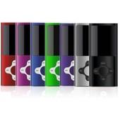 Lecteur MP3 / MP4 16GB 16GO /RADIO FM / DICTAPHONE / + �COUTEURS + C�BLE USB + HOUSSE