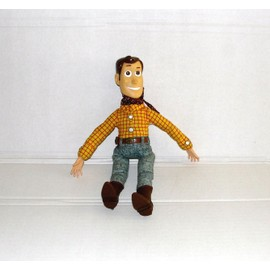 Toy Story Peluche Parlante Woody Thinkway Toys (Sans Chapeau)