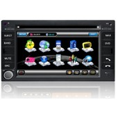 Station Multim�dia Mobile Autoradio Hd Gps Divx Dvd Tnt Mp3 Usb Sd Rds Bluetooth Ipod Pip Disque Dur 2 Go Avec Can Bus Pour Peugeot 207 Et 307