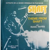 Sp � Shaft/71 - Theme From Shaft (Les Nuits Rouges De Harlem) � - Isaac Hayes