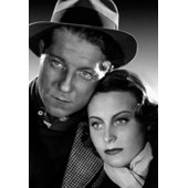 Jean Gabin - Michelle Morgan / Quai Des Brumes - Photo Cinema