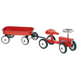 Dam - Tracteur Avec Remorque