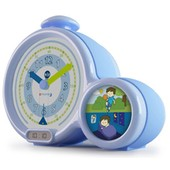 Mon Premier R�veil Kid Sleep Clock Bleu
