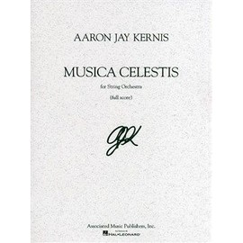 Musica Celestis for String Orchestra (full score) / Partition Conducteur