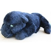 Peluche Panth�re Noire