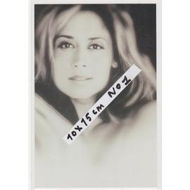 Lara Fabian. carte 10 X 15 cm N°1 .