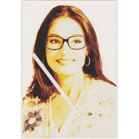 Nana Mouskouri carte philips N°3 (10 X 15 cm )