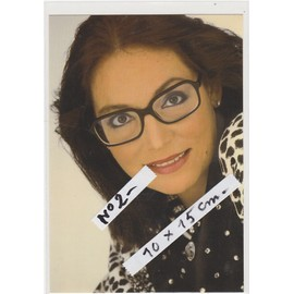 Nana Mouskouri carte philips N°2 (10 X 15 cm )