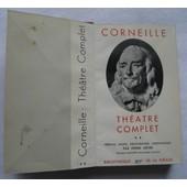 Th�atre Complet - Tome Second de A. Corneille