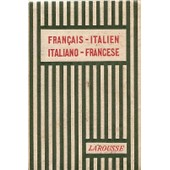 Fran�ais-Italien - Italiano-Francese de giuseppe padovani