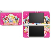 Skin Sticker Dsi Xl Princesses Disney