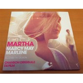 Cd Martha Marcy May Marlene - Bande-Annonce Et Chanson Originale Du Film