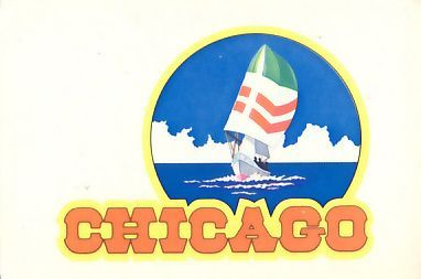Autocollant Panini Stickers Figurine Panini Chicago