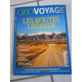 Geo Voyage 9 Les Routes De L�gende