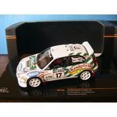 Toyota Corolla Wrc #17 Rally Finland 2000 Rovanpera Pietilainen Ixo Rac146 1/43
