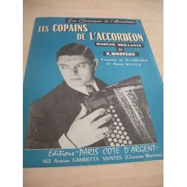 Les copains de l'accordéon
