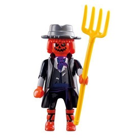 Playmobil Figures 5243 Serie 3 - Figurine L'epouvantail