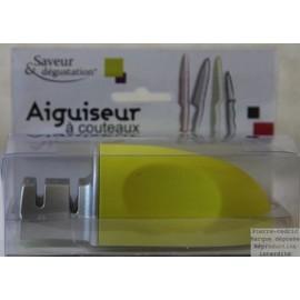 Aiguiseur Affuteur Multifonctions Couteaux Ciseaux 2 Positions Neuf Pierre-Cedric !! Expedition 24/48hrs