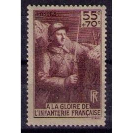 FRANCE - N° 386 DE 1938 - NEUF*