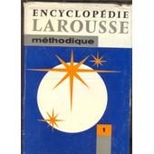 Encyclop�die Larousse M�thodique En 2 Volumes de collectif, collectif