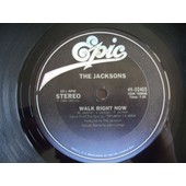 Walk Right Now (2 Mixes) 1980 Usa - The Jacksons