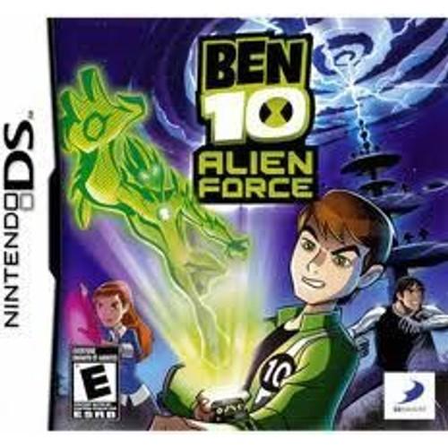 Ben 10 Omniverse - Nintendo 3DS