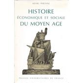 Histoire �conomique Et Sociale Du Moyen-�ge En France de henri pirenne