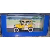 Ford T De Tintin Au Congo