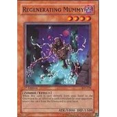 Dragon Metallique Rare + Regenerating Mummy + Sonic Bird + The Stern Mystic