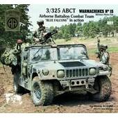 Warmachines N�15 Airborne Battalion Blue Falcons