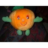 Peluche Fruit : L'orange