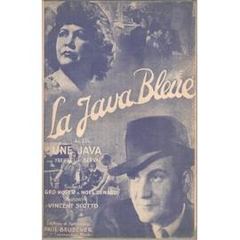 """"""" la java bleue """" ( du film """" une java """", avec frehel & berval )"""