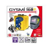 Poste De Soudure � L'electrode (Mma) Gysmi 160p + Masque � Souder Master11 Gys 030435