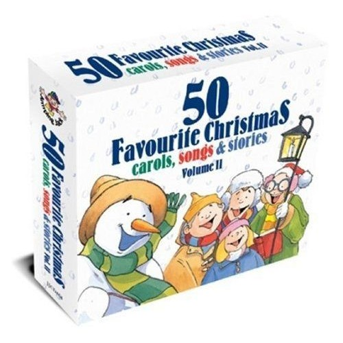 50 FAVOURITE CHRISTMAS CAROLS.
