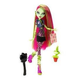 Poup�e Monster High 2012 Venus Mcflytrap Daughter Of The Plant Monster