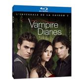 Vampire Diaries - L'int�grale De La Saison 2 - Blu-Ray de J. Miller Tobin