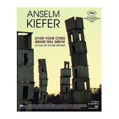 Anselm Kiefer - Over Your Cities Grass Will Grow - Combo Blu-Ray+ Dvd de Sophie Fiennes