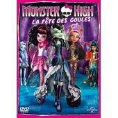 Monster High : La F�te Des Goules de Mike Fetterly