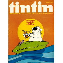 Tintin N� 31 - 30�me Ann�e - Edition Belge