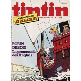Tintin N� 38 - 36�me Ann�e - Edition Belge