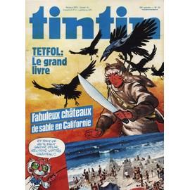 Tintin N� 33 -36�me Ann�e - Edition Belge