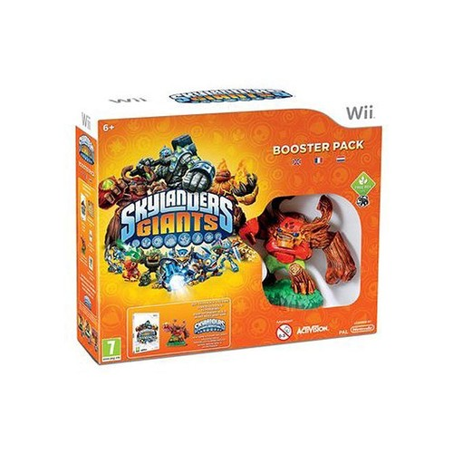 Skylanders Giants - Booster pack - Nintendo Wii