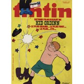 Tintin N� 41 -36�me Ann�e - Edition Belge - Chick Bill